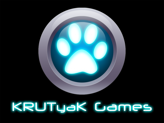 Логотип KRUTyaK Games