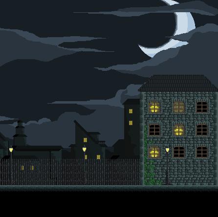Игра которая разрабатывалась вместе с Лунаром.