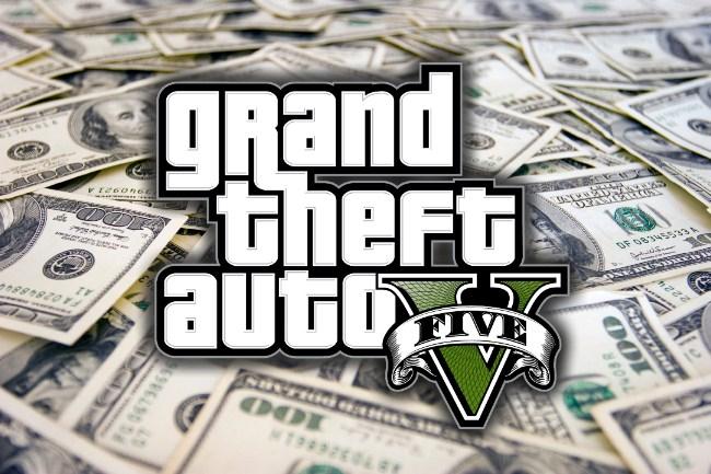 Деньги от Rockstar