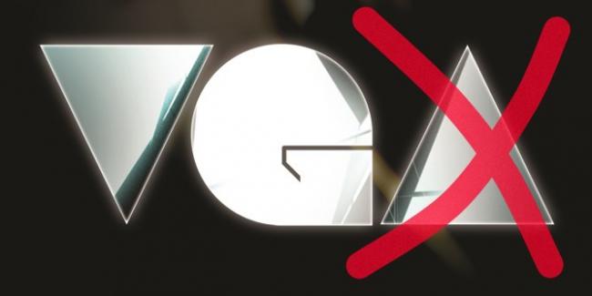 Старый логотип VGA