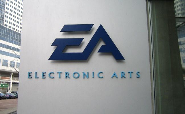 Вывеска Electronic Arts