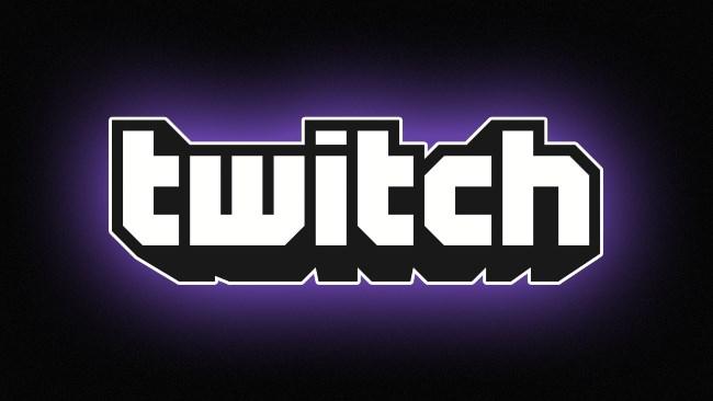 Логотип Twitch