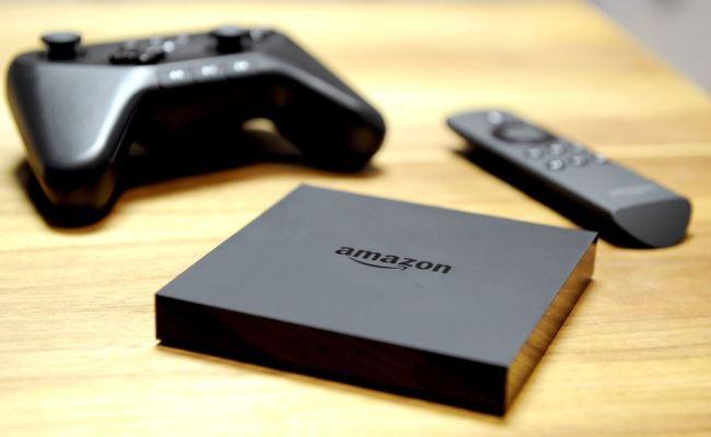 Fire TV от Amazon