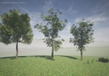 Три вида деревьев для первого уровня