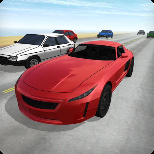 Traffic Racing Simulator (Demo)