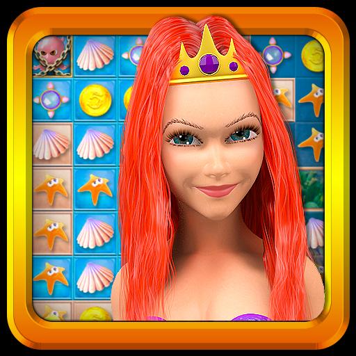 Mermaid Adventures(Приключения Русалочки)  [Android]