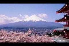 Музыка - Sakura и When the last grain falls