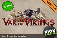 Обзор игры Var and the Vikings