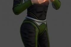 Новый женский персонаж в игре!
