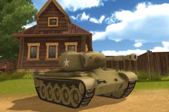 В разработке Tanks Heroes v0.08