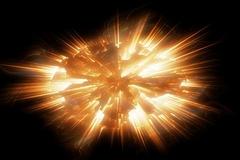 Создаём красивый взрыв через код