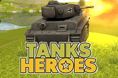 Скриншоты обновления Tanks Heroes v0.08.