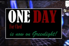 ONE DAY for Ched на Steam Greenlight. Нам нужны ваши голоса!