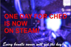 ONE DAY for Ched вышла в Steam!