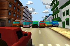You Shall Not Pass! – Автобусы, грузовики и прочие опасности.
