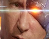 Путин против Инопланетян: Тюнинг (видео геймплея)