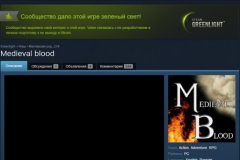 Мы прошли Steam Grenlight!!!