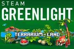 Terrarium-land вышел на сбор голосов в Steam Greenlight.