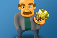 Главный герой – Бывалов, как никто другой, умеет выигрывать и знает вкус победы.